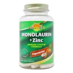 Nature's Life Monolaurin + Zinc