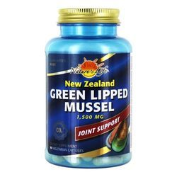 Nature's Life New Zealand Green Lipped Mussel
