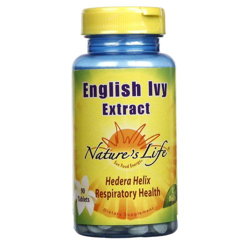 English Ivy Leaf Extract