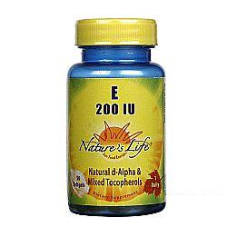 Nature's Life E 200 IU