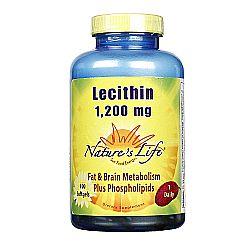 Nature's Life Lecithin 1-200 mg