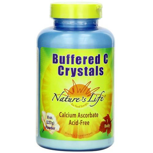 Buffered C Crystals