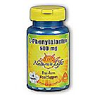 Nature's Life L-Phenylalanine 500 mg