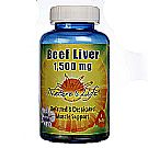 Nature's Life Beef Liver 1-500 mg