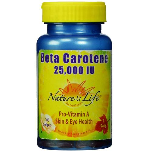 Beta Carotene 25,000 IU