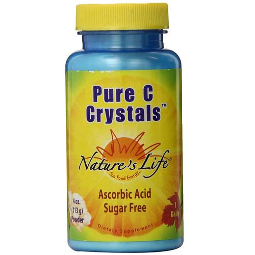 Pure C Crystals