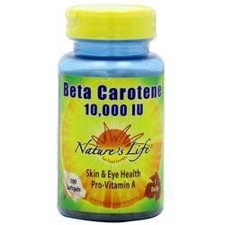 Nature's Life Beta Carotene