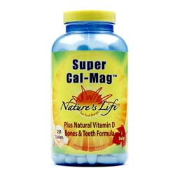 Nature's Life Super Cal-Mag