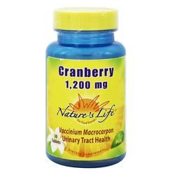 Nature's Life Cranberry 1-200 mg