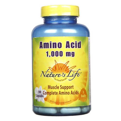 Amino Acid 1,000 mg