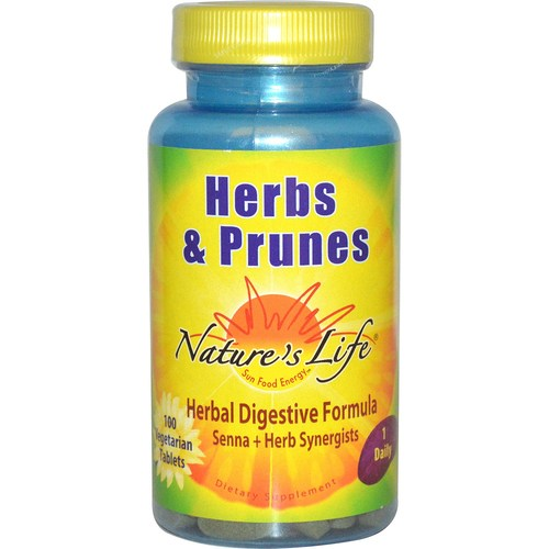 Herbs and Prunes