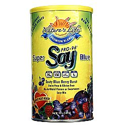Nature's Life Super Blue Pro-96 Soy Protein