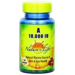 Nature's Life A 10-000 IU