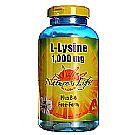 Nature's Life L-Lysine 1000 mg
