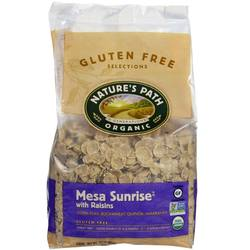Natures Path Mesa Sunrise Flakes with Raisins (6 Pack)