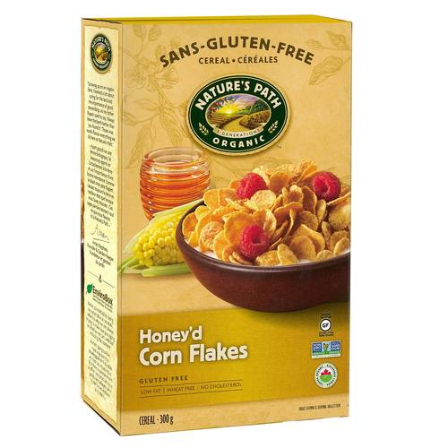 Honey'd Corn Flakes
