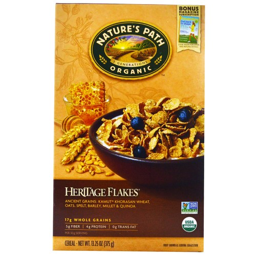 Natures Path Heritage Flakes - 13.25 oz - 61427_01.jpg
