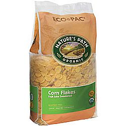 Natures Path Organic Corn Flakes
