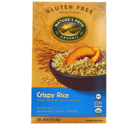 Natures Path Crispy Rice Cereal - 10 oz - 61443_01.jpg