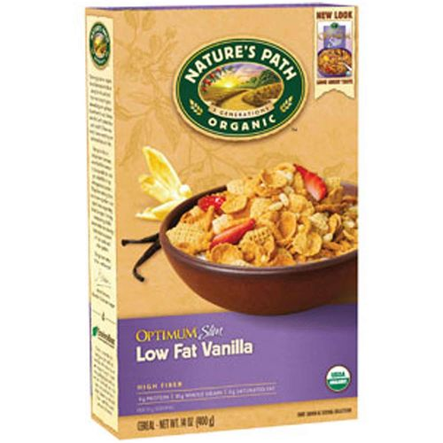 Optimum Slim Low Fat Vanilla