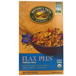 Natures Path Flax Plus Multibran Flakes