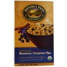 Natures Path Optimum Power Blueberry Cinnamon Flax Oatmeal