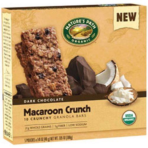 Macaroon Crunch Granola Bars (6 Pack)
