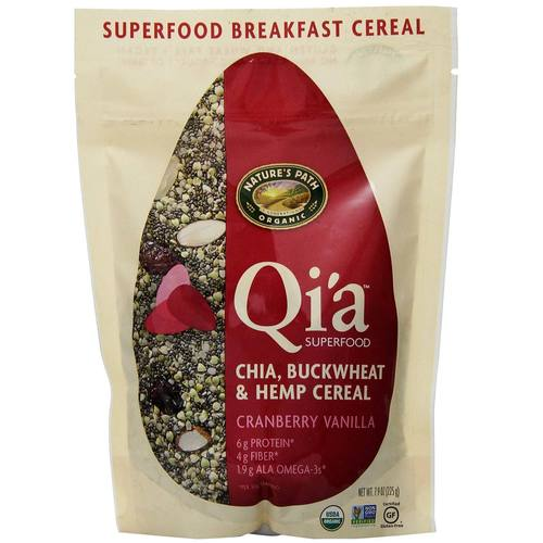 Qi'a Superfood Cereal