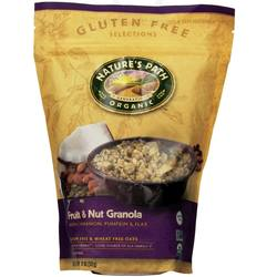 Natures Path Gluten Free Selections Granola