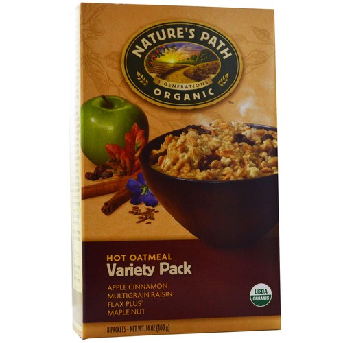 Variety Pack Oatmeal