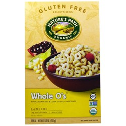 Natures Path Gluten Free Whole O's Cereal