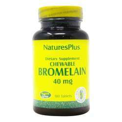 Nature's Plus Bromelain 40 mg