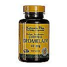Nature's Plus Bromelain 40 mg