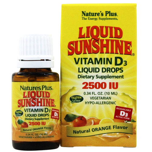 Liquid Sunshine Vitamin D3