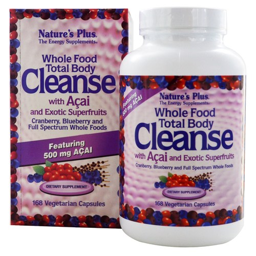 Whole Food Total Body Cleanse