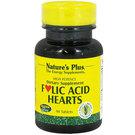 Nature's Plus Folic Acid Hearts