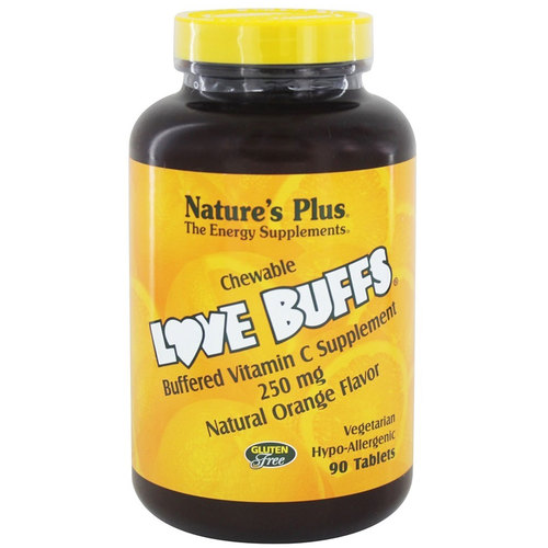 Love Buffs Vitamin C