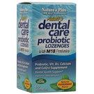 Nature's Plus Adult's Dental Care Probiotic Lozenges