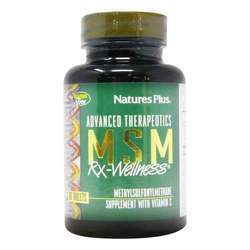 Nature's Plus MSM Rx-Wellness