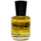 Nature's Plus Vitamin E Oil