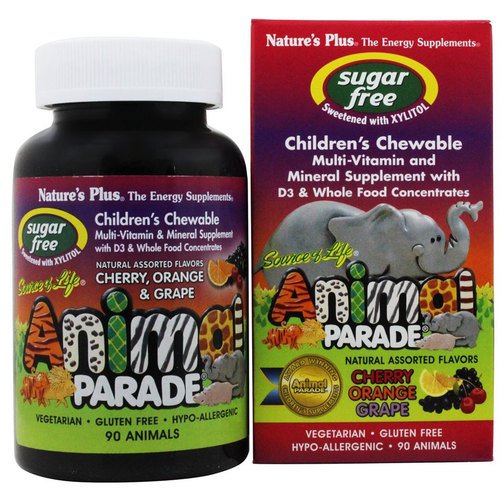Animal Parade Children's Multi-Vitamin and Mineral