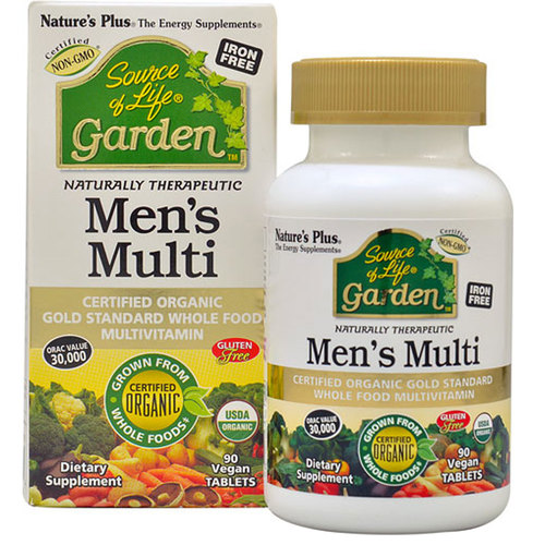 Source of Life Garden Men's Multi