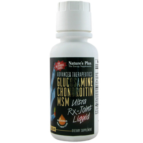 Glucosamine Chondroitin MSM Ultra RX-Joint Liquid