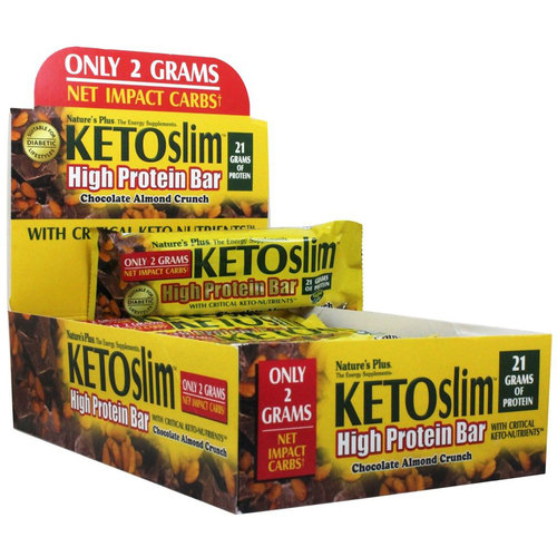 KETOslim High Protein Bars