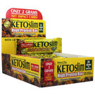 Nature's Plus KETOslim High Protein Bars