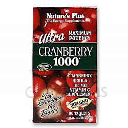 Nature's Plus Ultra Cranberry 1000