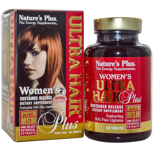 Women's Ultra Hair Plus with MSM