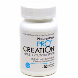 Nature's Plus ProCreation Male Fertility Support