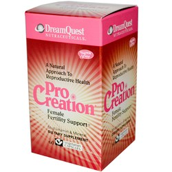 Nature's Plus ProCreation Female Fertility Support