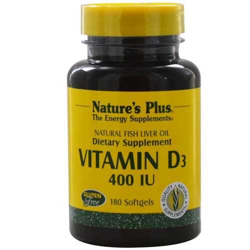 Vitamin D Natural 400 IU